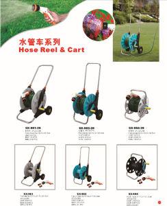 il tubo flessibile agricolo del giardino di 20m annaspa carrello (SX-904-20)