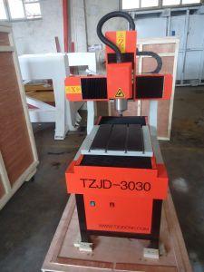 Niedriger Preis 300mm*300mm CNC-Fräser für Typenschild Chestcard
