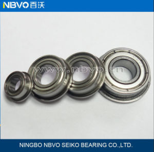 Flanged Miniature Bearing with High Grade Steel (F683ZZ)