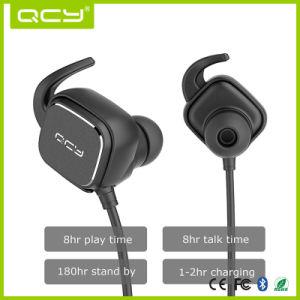 2016 Lancement de nouveaux écouteurs sport sans fil Bluetooth avec l'aimant