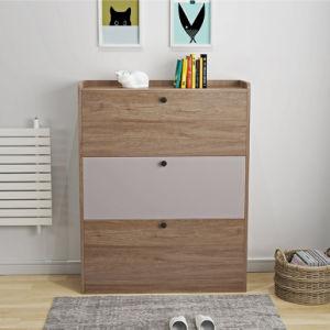 La vente en gros à chaud de la mélamine Paper Board 3 couches Vitrine du caisson de nettoyage du Cabinet de l'affichage de rack