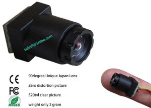 La Visión nocturna 2 gramo de micro de la luz de la Cámara de UAV RC Avión, los aviones teledirigidos, los aviones