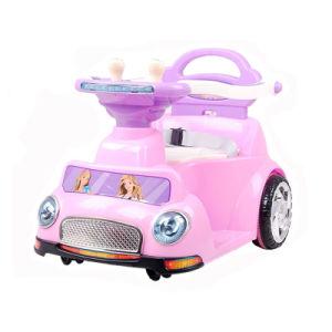 Paseo eléctrico de los modelos nuevos del coche de los cabritos de Tianshun mini en el coche
