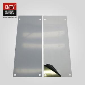 패드 인쇄 기계를 위한 격판덮개를 인쇄하는 OEM에 의하여 주문을 받아서 만들어지는 감광성 얇은 강철 패드