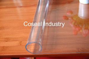 De super Duidelijke Mat van de Lijst van pvc Plastic Zachte