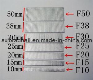 Fabriek die de Gegalvaniseerde Spijkers van de Spijker zonder kop van de Draad 16ga verkopen