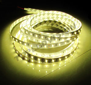 Hight Bright SMD2835 LED tira 60LEDs / M con IEC / En62471