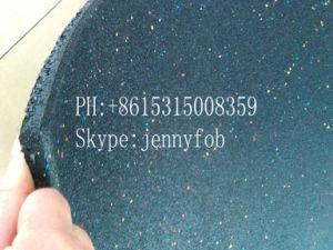 子供の運動場のゴム製フロアーリングのマット、ゴム製体操の床タイル