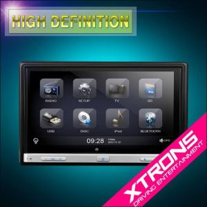 7  External Microphone Included를 가진 Car DVD Player에 있는 HD Double DIN