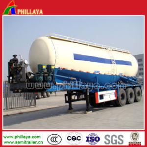 20 tonnellate - 60 tonnellate di capienza hanno personalizzato il rimorchio dell'autocisterna della polvere all'ingrosso dei 3 assi semi