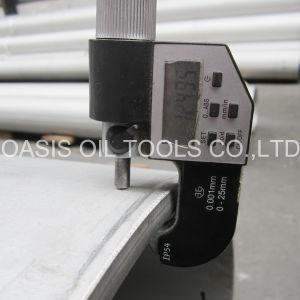 ASTM A312 SS304L 9 5/8本の糸Stcの接続が付いている井戸ケーシングの管