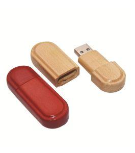 木の習慣USBのフラッシュ駆動機構USBおよび昇進のギフト