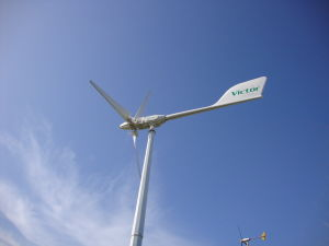 10kw Wind Turbine Power Supply System