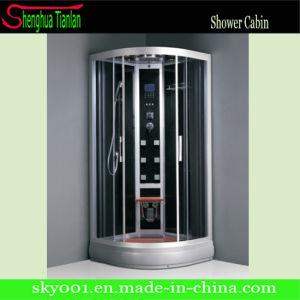 Massage-Dampf-Sauna-einfacher Dusche-Bad-Glasraum/Dusche-Kabine (TL-8805)