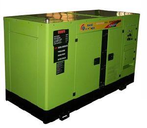 stille Diesel 20~150kVA Weichai Generator