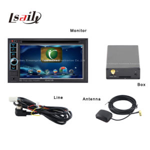 GPS speciale Navigation Box per Kenwood
