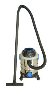 305-15/20/25/30L tanque de acero inoxidable seco húmedo Aspirador de polvo de agua con o sin toma de