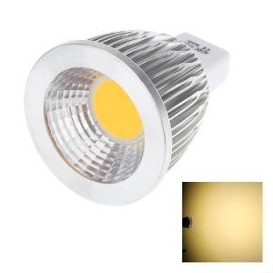 5W MR16 COB LED Spotlight Warm White