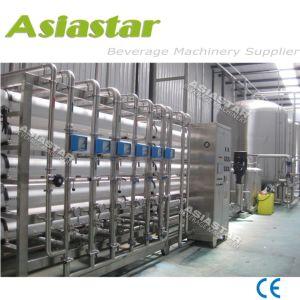 Sistema RO industrial para la purificación de la planta de tratamiento de agua/filtro