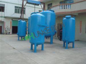 De Huisvesting van de Filter van het Zand van de Koolstof van de Filtratie van de Behandeling van het water