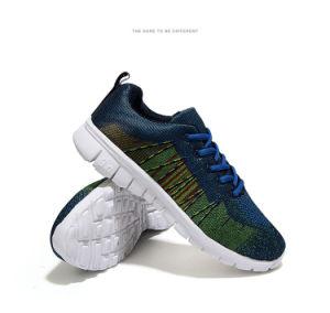 Nuevo estilo de los hombres Zapatillas Zapatillas (FTS1020-7)