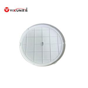 بلاستيكيّة دائريّ بلاستيكيّة علويّة تغذية حقنة قولبة/قالب لأنّ أجزاء صغيرة بلاستيكيّة