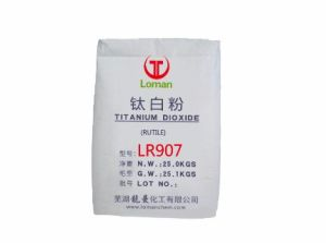 Rutie (двуокиси титана TiO2) для пластмассовых Lr907