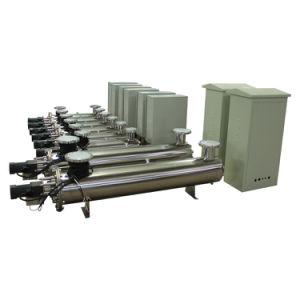 물처리 공장 자외선을%s UV 빛 살균제