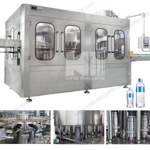 水充填機の天然水のプラント低価格