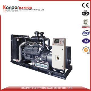 Diesel Genset China van de Macht 275kVA van Shangchai 220kw de Eerste