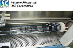 Фосфор Doped моно-кристаллических кремниевых полупроводниковых пластин 2-8 на западной Minmetals