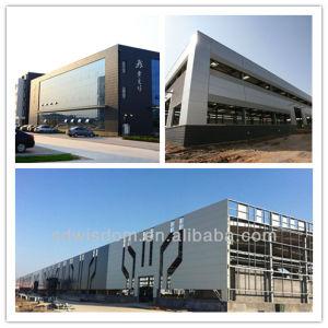 Bajo costo y alta calidad Estructura de acero prefabricados