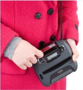 Woosim stampante I450 della memoria di vestiti della stampante della ricevuta da 4 pollici