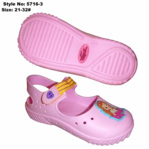 EVA fille Kid sandale avec du charme, les filles Fancy sandales