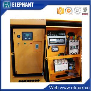 generatore insonorizzato del diesel di 200kw 250kVA Cummins
