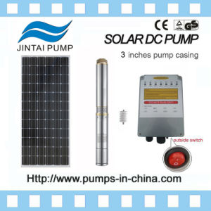 Jintai su efficiente e pompa solare del sistema di energia solare della pompa ad acqua di potere di fuori-Griglia