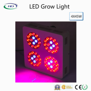 300W LED de alta calidad Apollo crecer la luz para las plantas de interior y flores