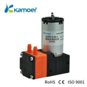 Kamoer Membranpumpe Klp02 (Wasser-Pumpe Gleichstrom-12V, 24V, EPDM Membrane, hoher Fluss, Membranen-Pumpe, für Alkaloid und flockige Säure)