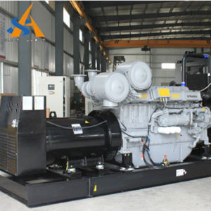 パーキンズエンジンを搭載する700kw発電機