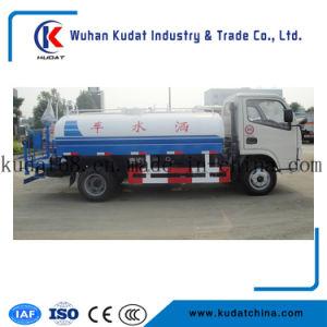 Mini 4*2 pétrolier de l'eau d'entraînement gauche