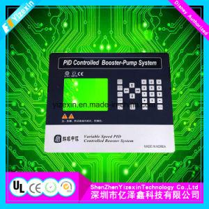 安の熱い販売のデジタル情報処理機能をもった監視テレビLCDの表示の計器板