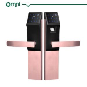 Il doppio ha parteggiato serratura di portello della scheda di chiave di catenaccio del portello dell'impronta digitale per il ODM dell'OEM