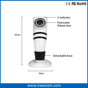 OEM 2 de Audio Mini1080P Draadloze WiFi IP Camera van de Manier van de Leverancier van de Camera van kabeltelevisie