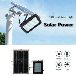 120のLED太陽軽いセンサーの洪水ライト屋外の庭の防水ライト時間12時間の照明