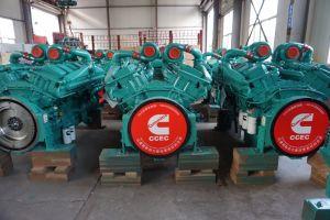 Insieme di generazione diesel diesel di potere 24kw di perfezione del generatore di Cummins