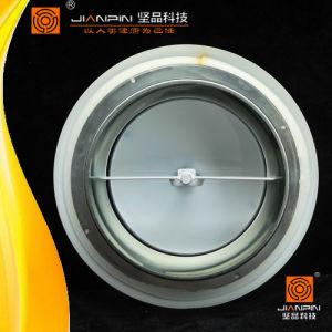 Valvola a disco d'acciaio dello scarico del condotto di aria di ritorno del sistema di HVAC