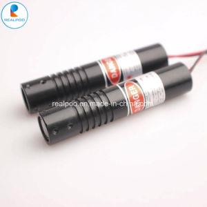 650 нм 80МВТ красная линия лазерного диода модуля диаметром 16мм