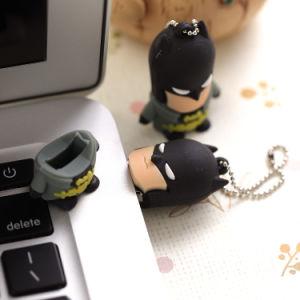 Супергерой Pendrive привода вспышки USB капитана Америка привода пер бэтмэн