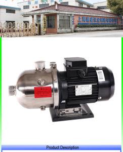 Pompe centrifughe a più stadi orizzontali dell'indicatore luminoso dell'acciaio inossidabile di alta qualità