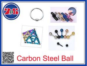 G1000 6,35 мм углерода стальные шарики 1/4